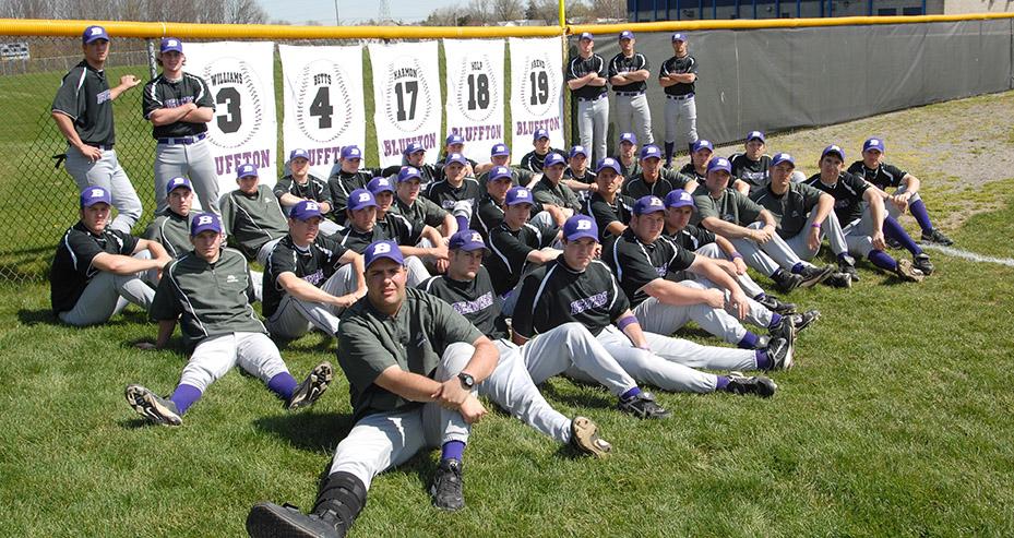 2007 baseball team